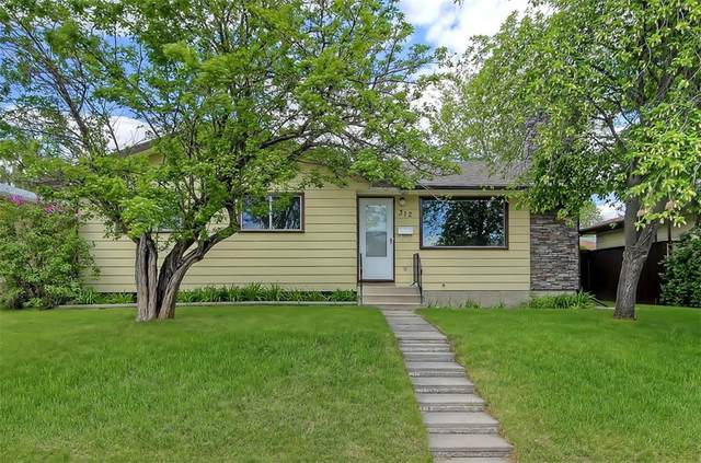 312 78 Avenue NE, Calgary, AB T2K 0R6 (#C4299199) :: ESTATEVIEW (Real Estate & Property Management)
