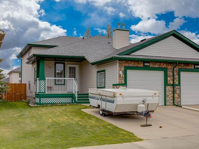 415 Stonegate Rise NW, Airdrie, AB T4B 2X9 (#C4299207) :: Redline Real Estate Group Inc