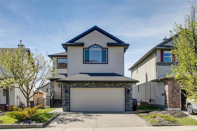 95 Crystal Shores Road, Okotoks, AB T1S 2H9 (#C4299220) :: Redline Real Estate Group Inc