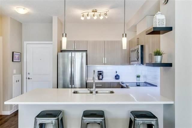 200 Cranfield Common SE #110, Calgary, AB T3M 1S2 (#C4299224) :: Virtu Real Estate