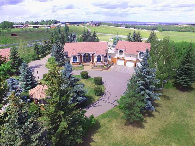 8070 266 Avenue W, Rural Foothills County, AB T0L 0X0 (#C4299238) :: Virtu Real Estate