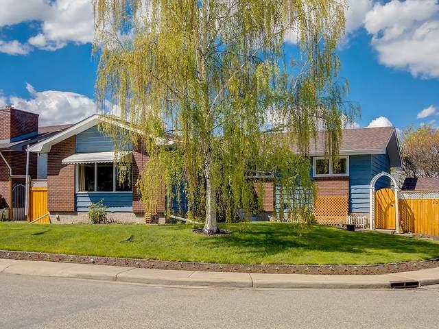120 Queen Tamara Road SE, Calgary, AB T2J 4E9 (#C4299241) :: The Cliff Stevenson Group