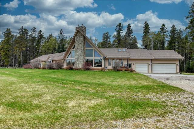53131 Grand Valley Road, Rural Rocky View County, AB T4C 1A9 (#C4299249) :: Virtu Real Estate