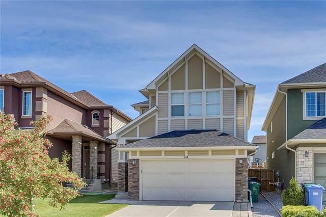 94 Cranford Garden(S) SE, Calgary, AB T3M 0W9 (#C4299256) :: Virtu Real Estate