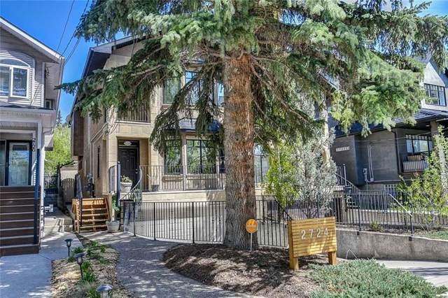 2724 7 Avenue NW, Calgary, AB T2J 0N7 (#C4299260) :: Virtu Real Estate