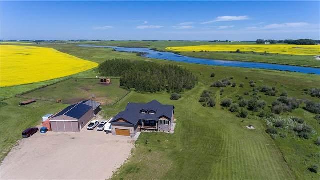 1040 Twp Rd 310, Rural Mountain View County, AB T0M 0N0 (#C4299271) :: Virtu Real Estate