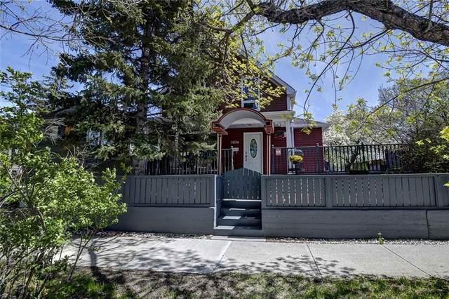 1036 9 Street SE, Calgary, AB T2G 3B2 (#C4299272) :: Canmore & Banff