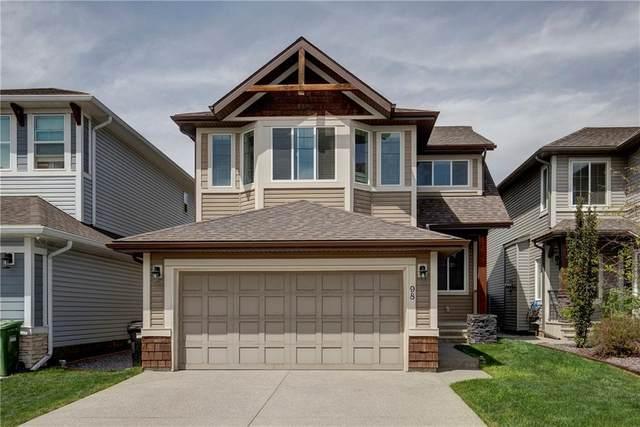 98 Auburn Shores Crescent SE, Calgary, AB T3M 0X2 (#C4299283) :: The Cliff Stevenson Group