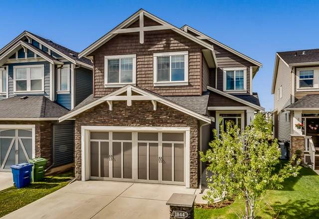 1844 Reunion Terrace NW, Airdrie, AB T4B 3P9 (#C4299303) :: Redline Real Estate Group Inc