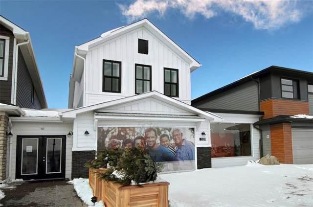 329 Harvest Hills Way NE, Calgary, AB T3K 2L8 (#C4299310) :: Virtu Real Estate