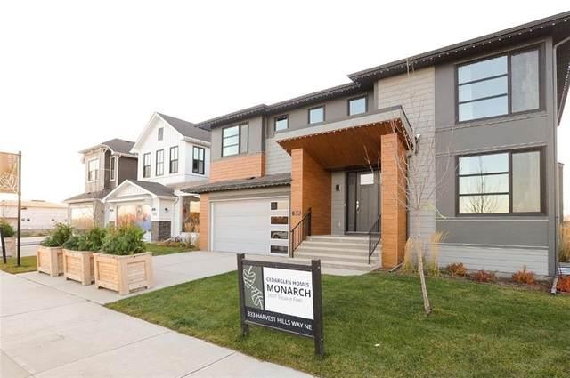 333 Harvest Hills Way NE, Calgary, AB T3K 2L8 (#C4299317) :: Virtu Real Estate