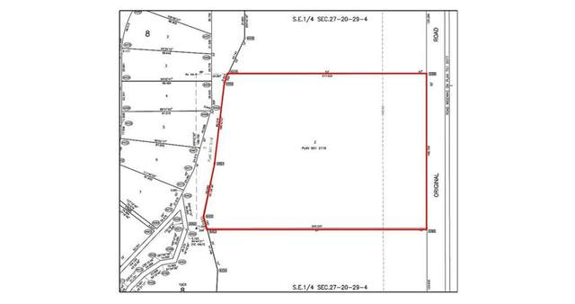 Address Not Published, Rural Foothills County, AB T1S 3S4 (#C4299320) :: Canmore & Banff