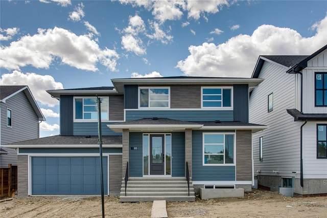85 Harvest Hills Manor NE, Calgary, AB T3K 2L7 (#C4299321) :: Virtu Real Estate