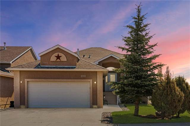 200 Lineham Acres Close NW, High River, AB T1V 1W6 (#C4299332) :: Team J Realtors