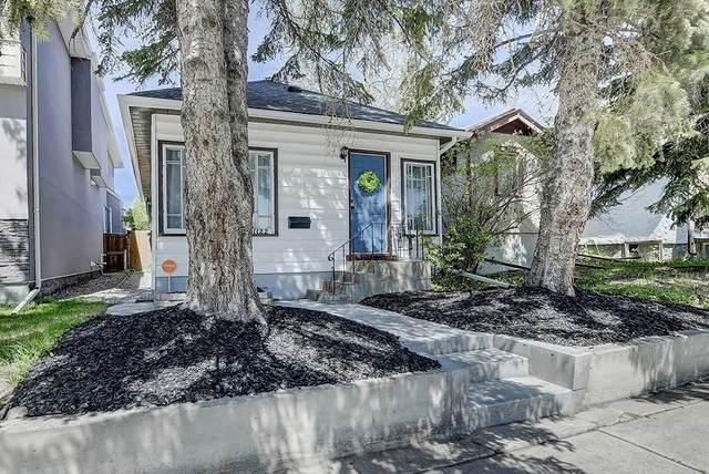 1122 20 Avenue NW, Calgary, AB T2M 1E8 (#C4299345) :: Calgary Homefinders