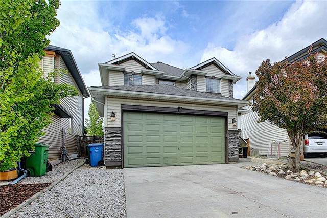 97 Chapalina Manor SE, Calgary, AB  (#C4299358) :: ESTATEVIEW (Real Estate & Property Management)