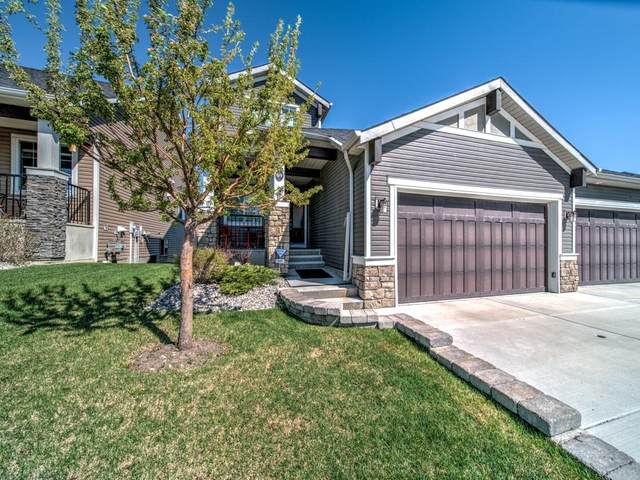 69 Fireside Landing, Cochrane, AB T4C 0V9 (#C4299408) :: Redline Real Estate Group Inc