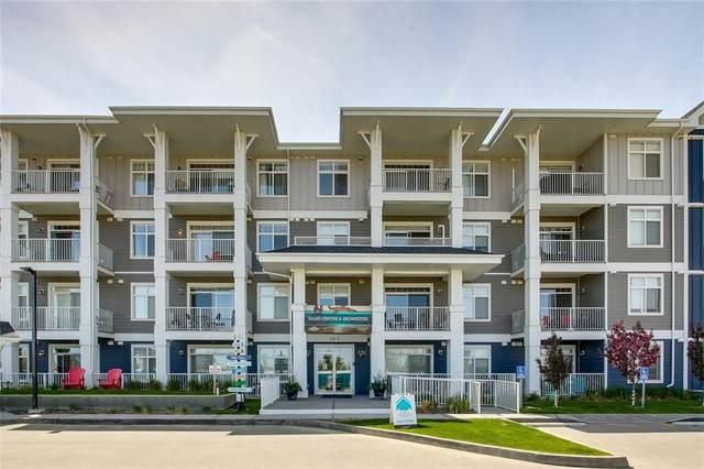 100 Auburn Meadows Common SE #301, Calgary, AB T3M 2X7 (#C4299409) :: The Cliff Stevenson Group