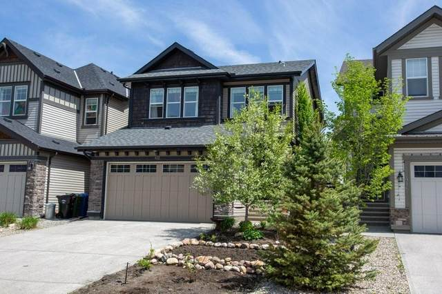 412 Chaparral Valley Way SE, Calgary, AB T2X 0Y2 (#C4299448) :: ESTATEVIEW (Real Estate & Property Management)