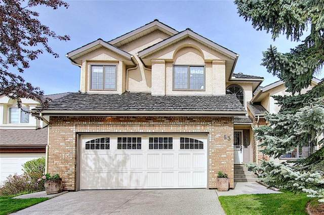 83 Edenstone View NW, Calgary, AB T3A 4T4 (#C4299450) :: Redline Real Estate Group Inc
