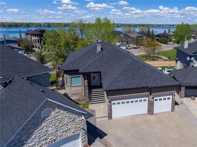 424 East Lakeview Place, Chestermere, AB T1X 1W3 (#C4299455) :: Calgary Homefinders