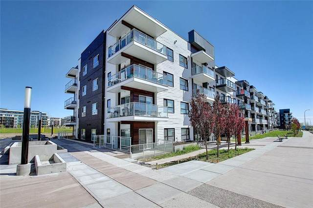 4250 Seton Drive SE #204, Calgary, AB T3M 3B7 (#C4299475) :: Redline Real Estate Group Inc