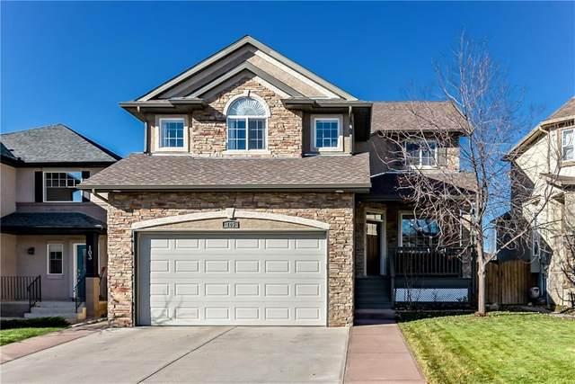 105 Crystal Shores Drive, Okotoks, AB T1S 1X9 (#C4299488) :: Calgary Homefinders