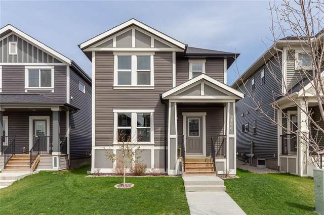 306 Fireside Boulevard, Cochrane, AB T4C 0Z3 (#C4299491) :: Redline Real Estate Group Inc