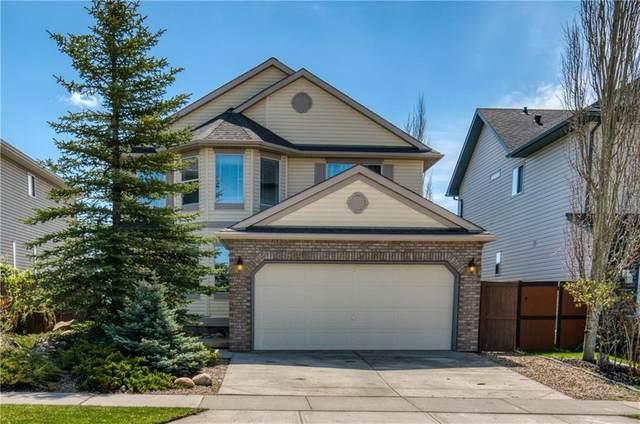 11 Crystal Shores Road, Okotoks, AB T1S 1Y1 (#C4299515) :: Calgary Homefinders
