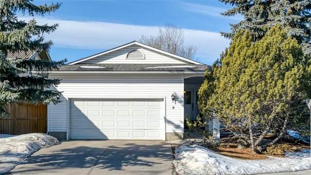 3 Woodfield Drive SW, Calgary, AB  (#C4299517) :: Redline Real Estate Group Inc