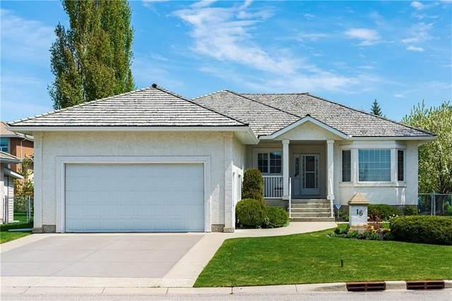 16 Arbour Estates Landing NW, Calgary, AB T3G 3Z9 (#C4299558) :: Calgary Homefinders