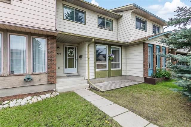 169 Midbend Place SE, Calgary, AB T2X 2K1 (#C4299570) :: Calgary Homefinders