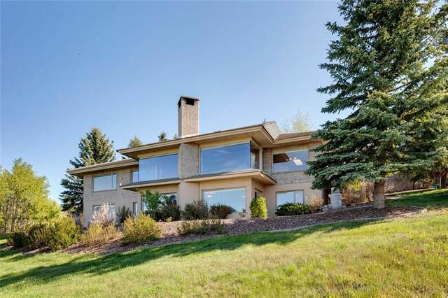 65 Bearspaw Pointe Way, Rural Rocky View County, AB T3L 2P6 (#C4299592) :: The Cliff Stevenson Group