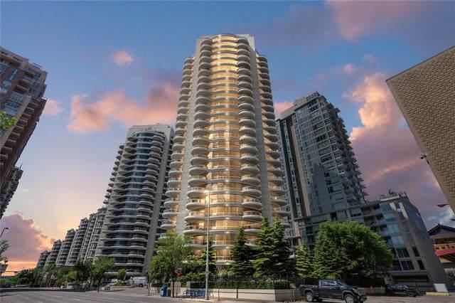 1078 6 Avenue SW #2503, Calgary, AB T2P 5N6 (#C4299625) :: Virtu Real Estate