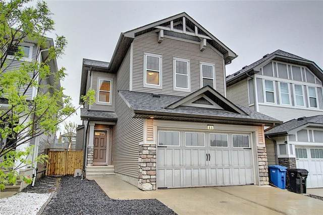 86 Sage Bank Grove NW, Calgary, AB T3R 0J9 (#C4299634) :: Redline Real Estate Group Inc