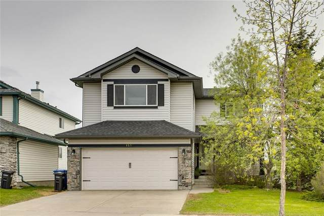 153 Milligan Drive, Okotoks, AB T1S 1W2 (#C4299646) :: Calgary Homefinders
