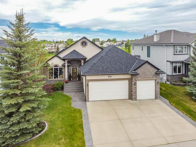 215 Crystalridge Rise, Okotoks, AB T1S 1W5 (#C4299656) :: Redline Real Estate Group Inc