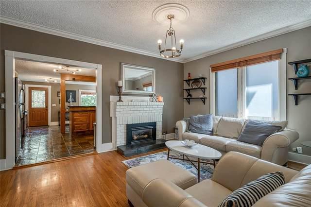 812 4 Street NE, Calgary, AB T2E 3T1 (#C4299660) :: Calgary Homefinders
