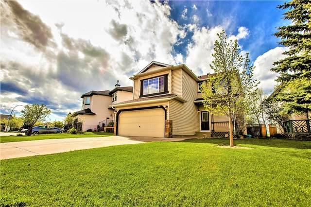 164 Chaparral Common SE, Calgary, AB T2X 3N7 (#C4299664) :: ESTATEVIEW (Real Estate & Property Management)