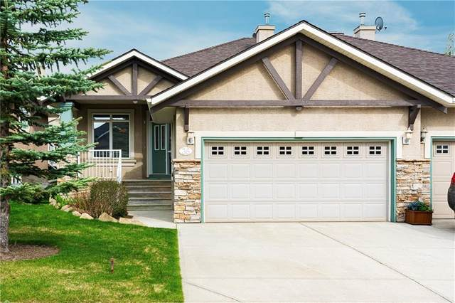 36 Discovery Woods Villa(S) SW, Calgary, AB T3H 5A7 (#C4299666) :: The Cliff Stevenson Group