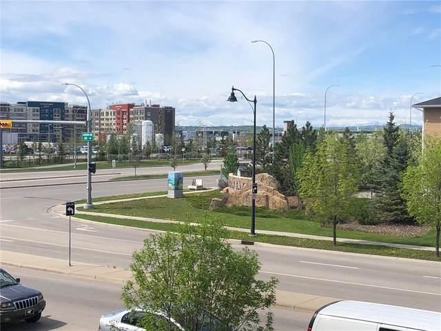 10 Auburn Bay Link SE #205, Calgary, AB T3M 1Y8 (#C4299678) :: The Cliff Stevenson Group