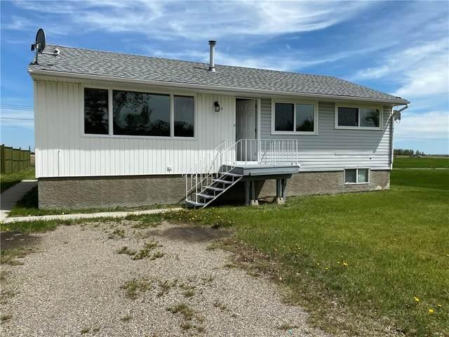 226 9th Avenue, Gleichen, AB T0J 1N0 (#C4299685) :: Calgary Homefinders