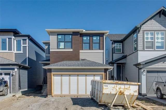 107 Seton Rise SE, Calgary, AB T3M 2V1 (#C4299715) :: Redline Real Estate Group Inc