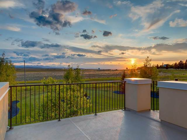 331 Leighton View, Rural Rocky View County, AB T3Z 0A2 (#C4299717) :: Redline Real Estate Group Inc
