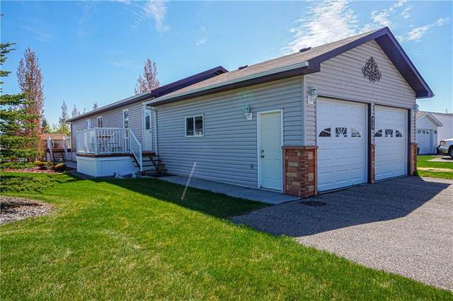5210 65 Avenue #42, Olds, AB T4H 1Y8 (#C4299745) :: Redline Real Estate Group Inc