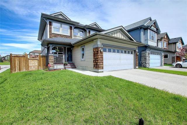 769 Auburn Bay Boulevard SE, Calgary, AB T3M 0H4 (#C4299751) :: Western Elite Real Estate Group