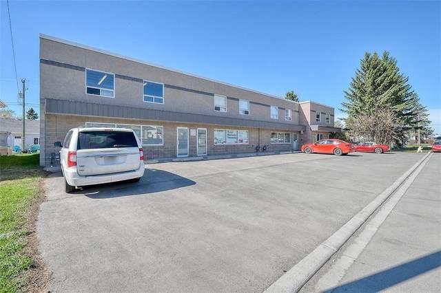 115,117,119,121 8 Avenue SE, High River, AB T1V 1R8 (#C4299753) :: Redline Real Estate Group Inc