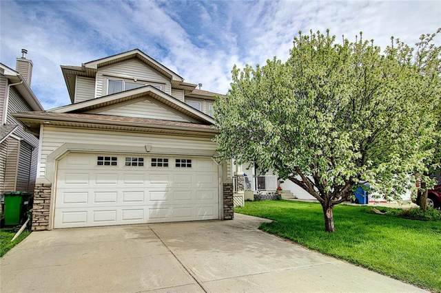 510 Stonegate Road NW, Airdrie, AB T4B 3A1 (#C4299764) :: Redline Real Estate Group Inc
