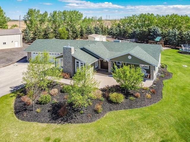 245118 Rge Rd 283, Rural Rocky View County, AB T2M 4L5 (#C4299781) :: Redline Real Estate Group Inc