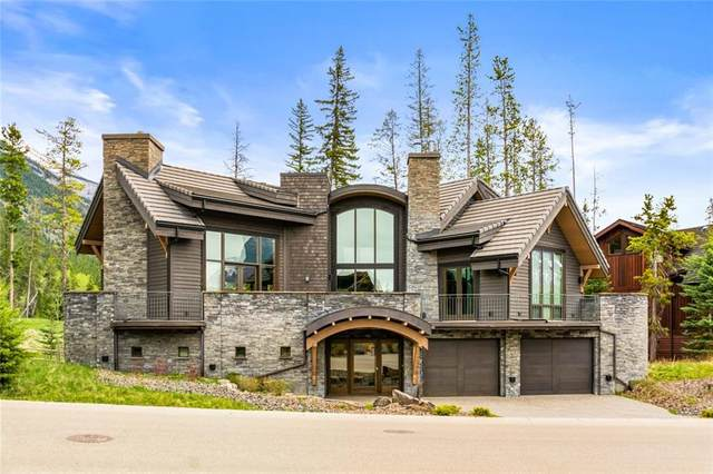600 Silvertip Road, Canmore, AB T1W 3K8 (#C4299786) :: Canmore & Banff